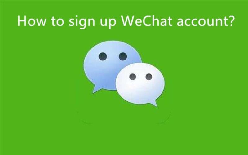 Register WeChat | China Help