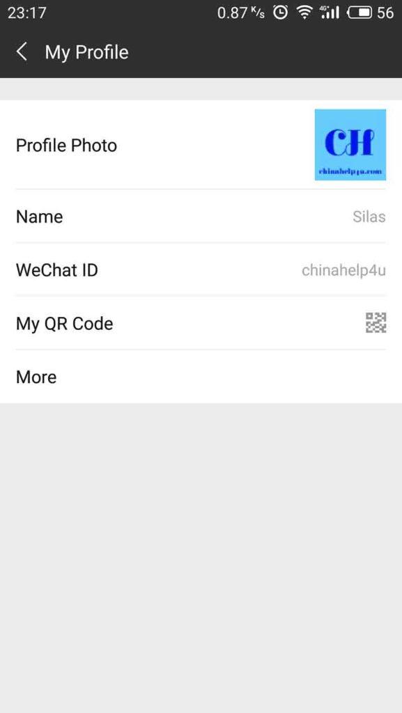 Beginner tutorials for WeChat | China Help