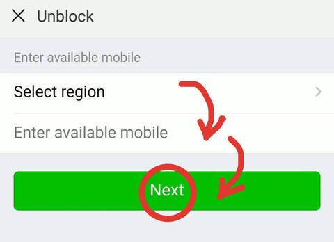 How to unblock my WeChat account? | China Help