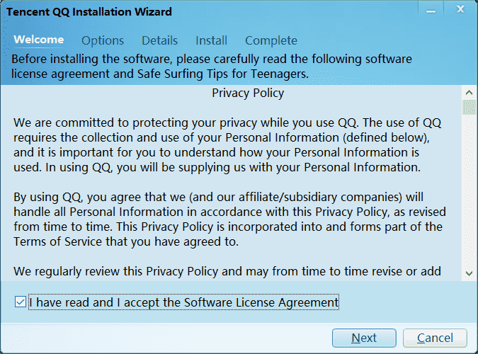 How to download qq international on PC or Mac & Mac & Windows
